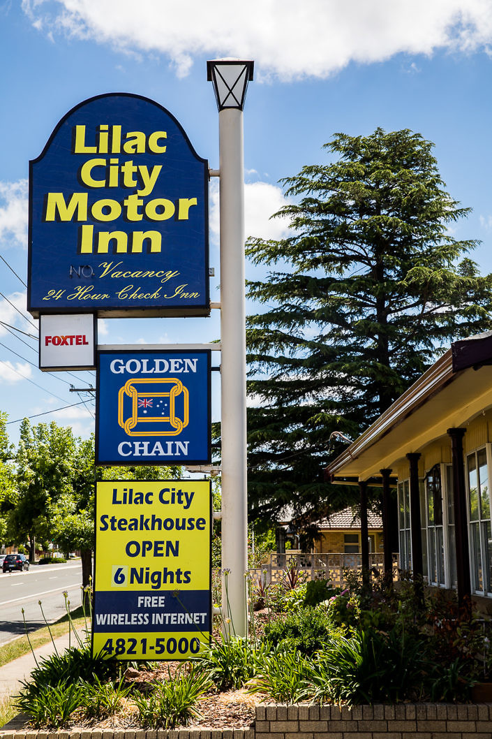 Commercial Photography – Lilac City Motor Inn